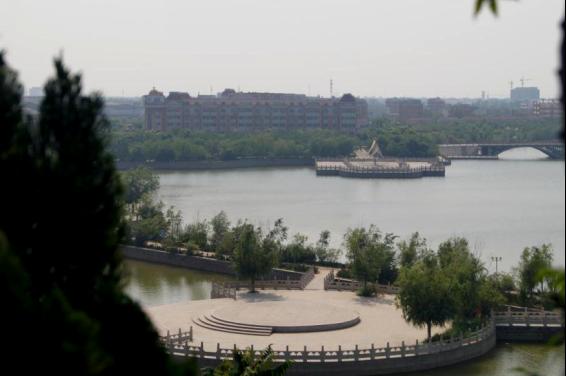 高唐县南湖景区园林建设工程